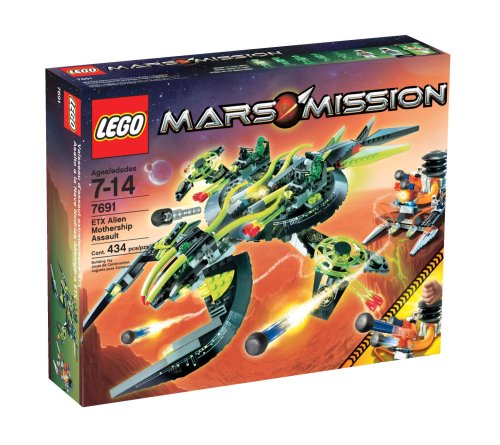 Top 9 Best LEGO Mars Mission Sets Reviews in 2109 4