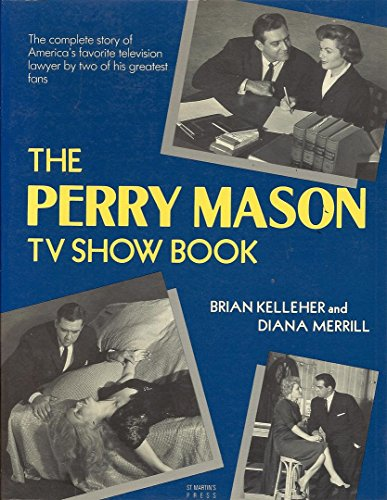 The Perry Mason TV Show Book