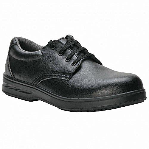 Portwest FW80 - Zapato de cordones de seguridad S2, color Blanco, talla 39 Weiß