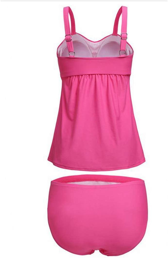 Colore : Rosa, Size : S CHENEVANS Costume da Bagno per Donna