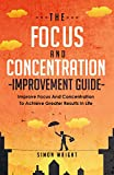 The Focus And Concentration Improvement Guide: Improve Focus And Concentration To Achieve Greater Results In Life (Memory And Concentration, Success Habits, ... Your Mind, Successful People, Achieve You)