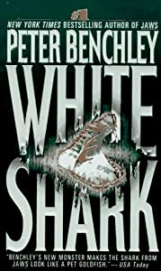 White Shark by Peter Benchley (1995-08-15)