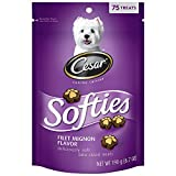 Cesar Softies Filet Mignon Flavor Dog Treats (Pack Of Six 6.7-Ounce Pouches)