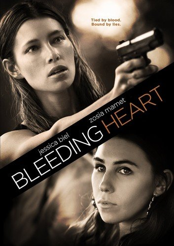 DVD : Zosia Mamet - Bleeding Heart (DVD)