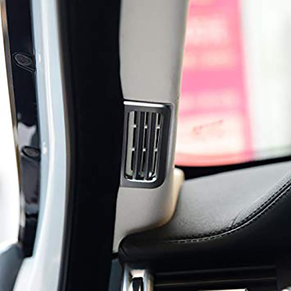 Una funda de aire acondicionado para rejilla de ventilaci/ón de pilar accesorios interiores para RR Evoque
