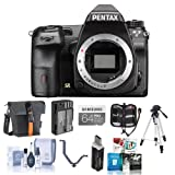 Best Pentax Camera Cleaning Kits - Pentax K-3 II DSLR Camera Body - Black Review