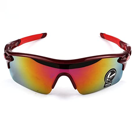 Wa Gafas de Sol Deportivas Polarizadas Para Hombre Para Esquiar Golf Correr Ciclismo Súper