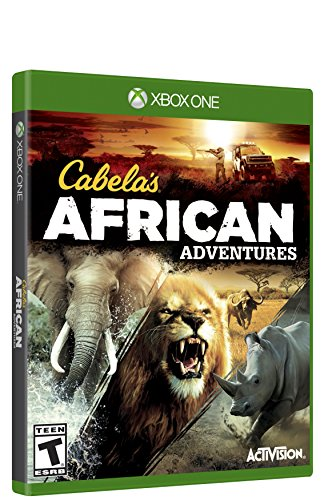 - Cabela's African Adventure - Xbox One