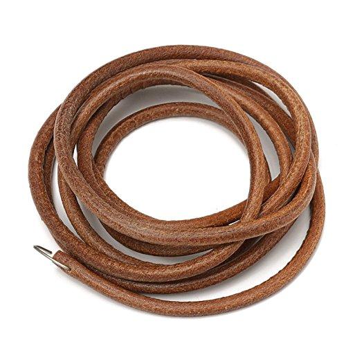 "72"" 183cm Leather Belt Treadle Parts With Hook For Singer..."