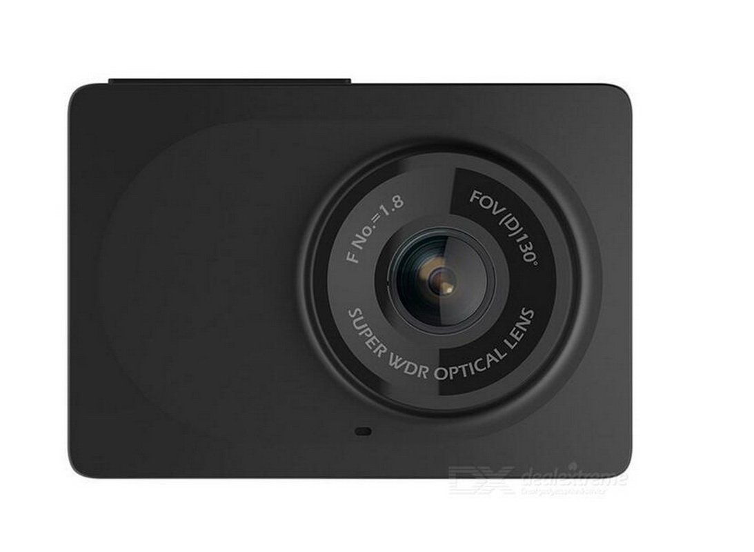 Xiaomi YiフルHD 1080p 2.7インチスクリーン車DVR 130度WDR / 3d DNR CMOSダッシュカム(中国語バージョン) B077S18NRF