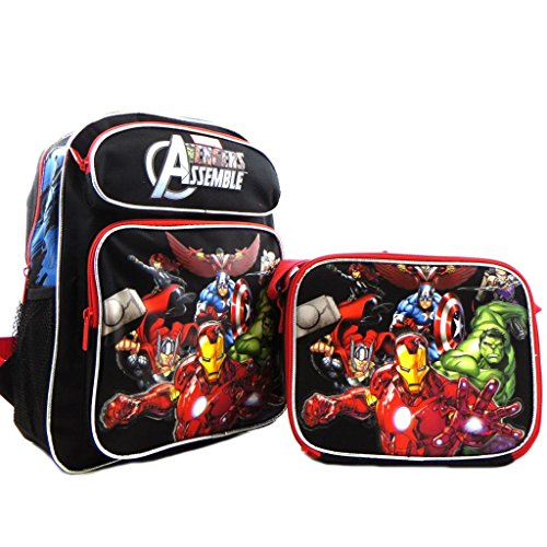 Kids Boys Licensed Avengers Iron Man Hulk Thor 14