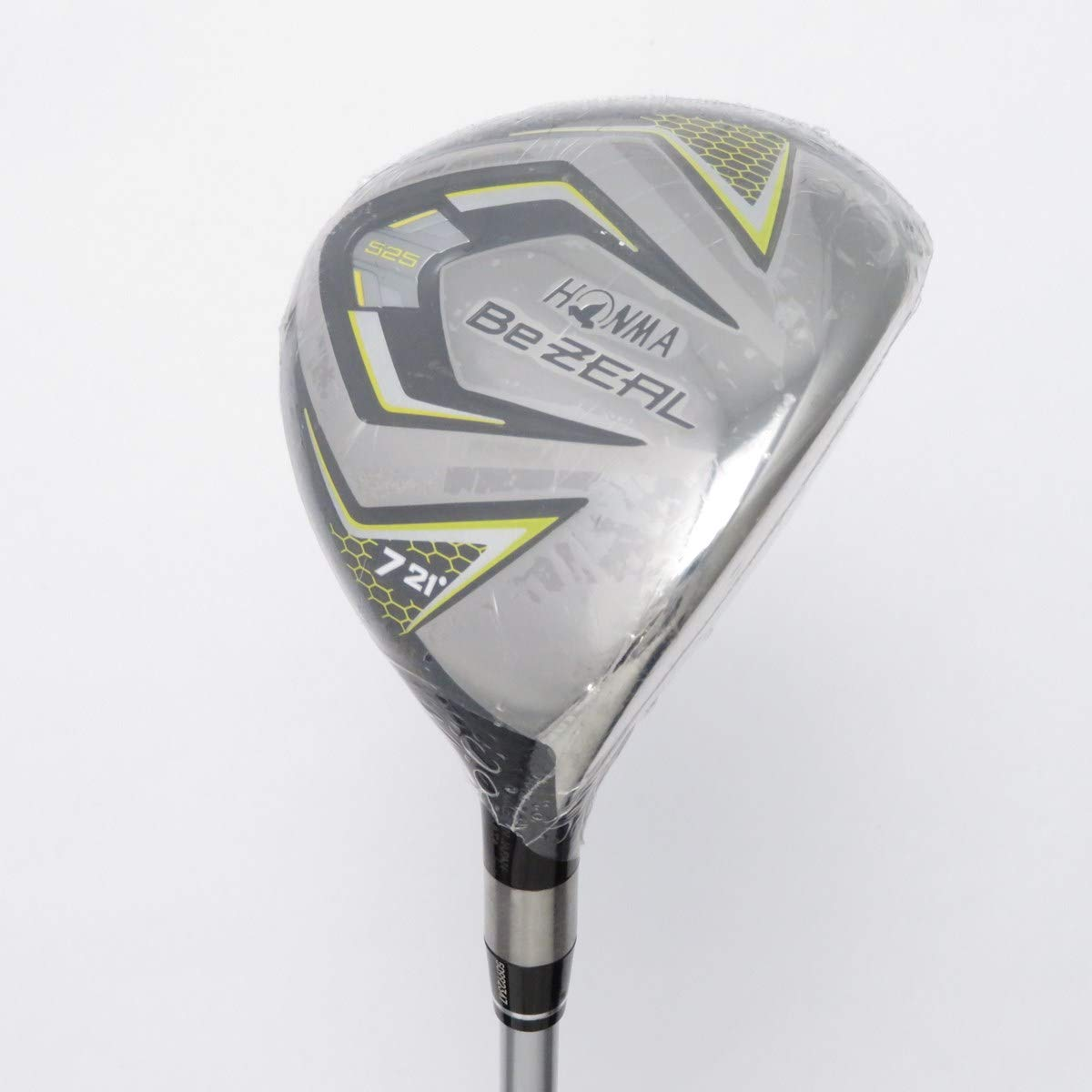 【中古】本間ゴルフ Be ZEAL Be ZEAL 525 フェアウェイウッド VIZARD for Be ZEAL 【7W】 B07P7M3L7K  R