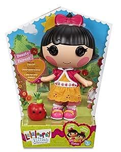 Lalaloopsy Littles - Beauty Fairest, muñeca fashion (Bandai 530374)