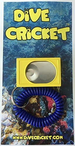 Dive Cricket Underwater Communication/signaling Device (1 Pack)
