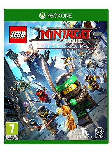- LEGO Ninjago Movie Game: Videogame (Xbox One)