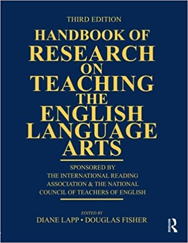 Amazon handbook of research on teaching the english language on teaching the english language arts sponsored by the international reading association and the national council of teachers of english 3rd edition fandeluxe Images