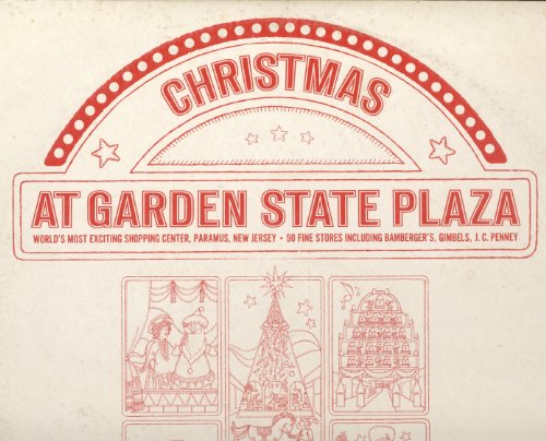 Christmas At Garden State Plaza (Paramus, New - Garden Plaza State