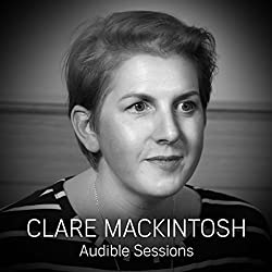 FREE: Audible Interview with Clare Mackintosh
