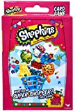 Shopkins Who's The Super Shopper Card Game, 2 Players or More, Ages 3 & Up
