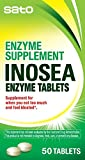 Sato Inosea Enzyme Tablets, 50 Count