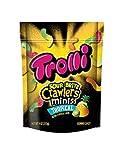 Trolli Sour Brite Crawlers Minis, Tropical, 9