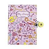 Keys Diary [With Key]