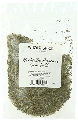 UPC 840284109385, Whole Spice Herbs De Provence Sea Salt, 4 Ounce