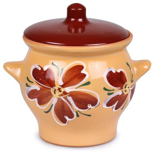 (Stewing Stoneware Pot (Stewing Ramekin))