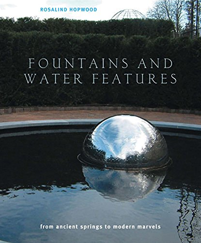 Download Fountains and Water Features: From Ancient Springs to Modern Marvels pdf