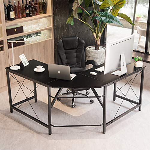 Buy l shaped gaming desk