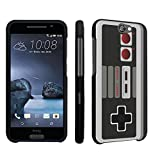 HTC One A9 Case, DuroCase ® Hard Case Black for HTC One A9 (Released in 2015) - (Game Controller)