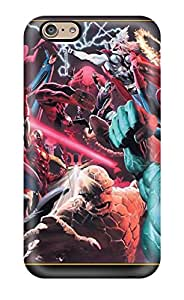 Nafeesa J. Hopkins's Shop New Style 3155292K93921778 Iphone High Quality Tpu Case/ Marvel Case Cover For Iphone 6