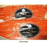 Alaskan Sockeye Salmon Fillets Wild Caught, Frozen At Sea 5+ LBS!