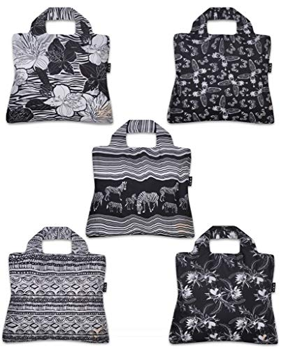 Envirosax Out of Africa Reusable Shopping Bags (Set of 5) ()