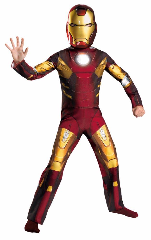 Iron Man Mark VII Movie Classic Child Costume - Small
