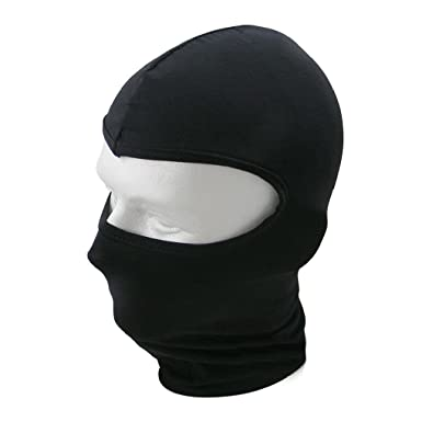 Ultra Thin Ski Face Mask - Great Under A Bike/Football ...