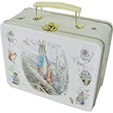 Peter Rabbit and Friends Metal Lunch Box