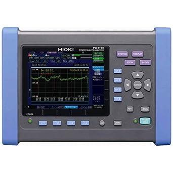 Hioki PW3198-90 400Hz, Power Quality Analyzer w/9624-50