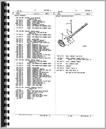 international harvester bd154 engine parts manual case ih International Engine Parts Diagram 444 tractor engine parts manual