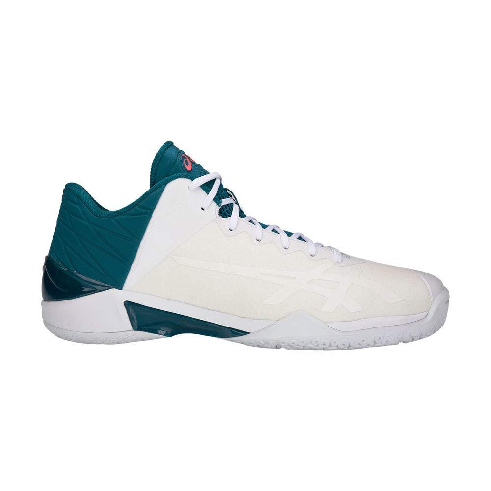 ASICS(アシックス) メンズ バスケットボールシューズ ゲルバースト22 Z バッシュ 1063A001 B07HH3K67W 100ホワイト 25