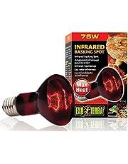 Exo Terra Heat-Glo Infrared Spot Lamp, 120-Volt