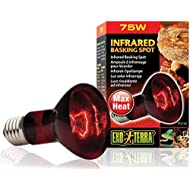 Exo Terra HeatGlo Infrared Spot Lamp (75 W)