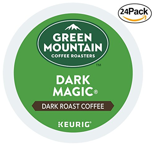 Green Mountain Coffee -- Cryptic MAGIC & KENYAN AA -- Extra Bold Variety Pack 48 K-Cups for Keurig Brewers