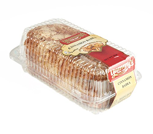 Yummys Cookies Fresh Baked Homestyle Babka Cake - of Gourmet Bread-Like Dessert, Cinnamon, 15 oz. (Bakery Gifts Delivered)
