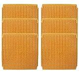 6 PACK WASHABLE NESTING BOX PADS MAT BOTTOM CHICKEN