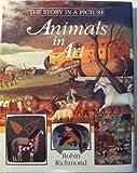 Animals in Art, Robin Richmond, 0824986261