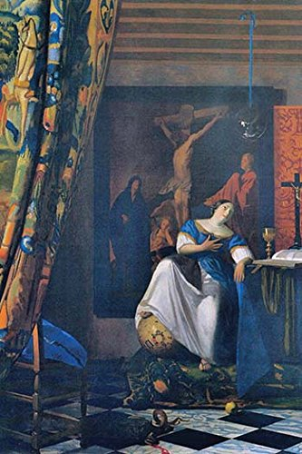 Buyenlarge 0-587-26326-1-C2030 ''Allegory Of Faith'' Gallery Wrapped Canvas Print, 20'' x 30'' by Buyenlarge