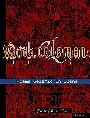 book cover of Poems Seismic in Scene