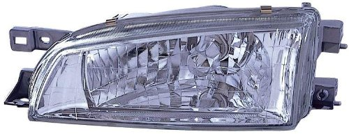 Depo 320-1114L-AS Subaru Impreza Driver Side Replacement Headlight Assembly
