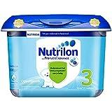 (跨境自营)(包税) Nutrilon 荷兰牛栏 安心罐较大婴儿配方奶粉3段 800g( 10-12月)